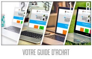 Guide d'achat pour votre ordinateur portable