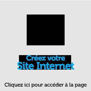 Créez votre site Internet