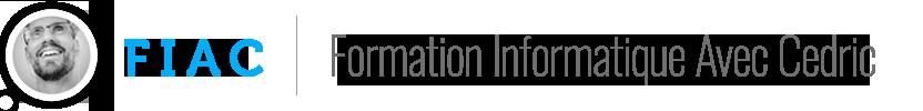 Formation Informatique Avec Cedric Logo